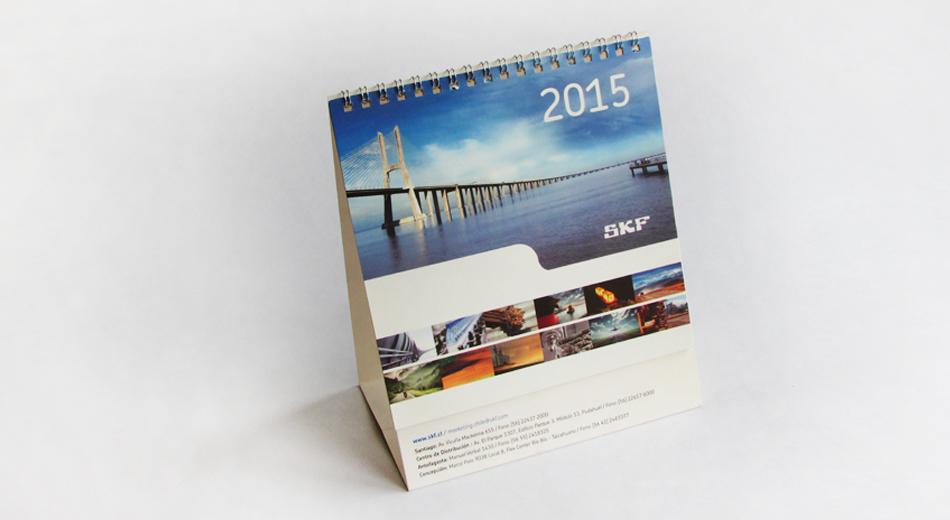 Calendario SKF 2015