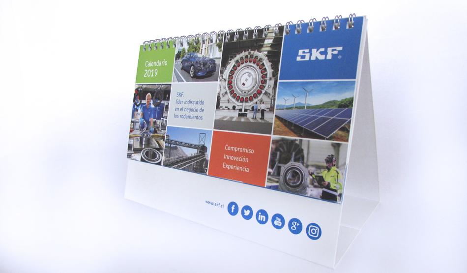Calendarios SKF