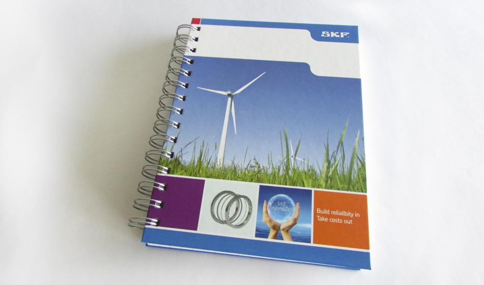 Cuaderno SKF