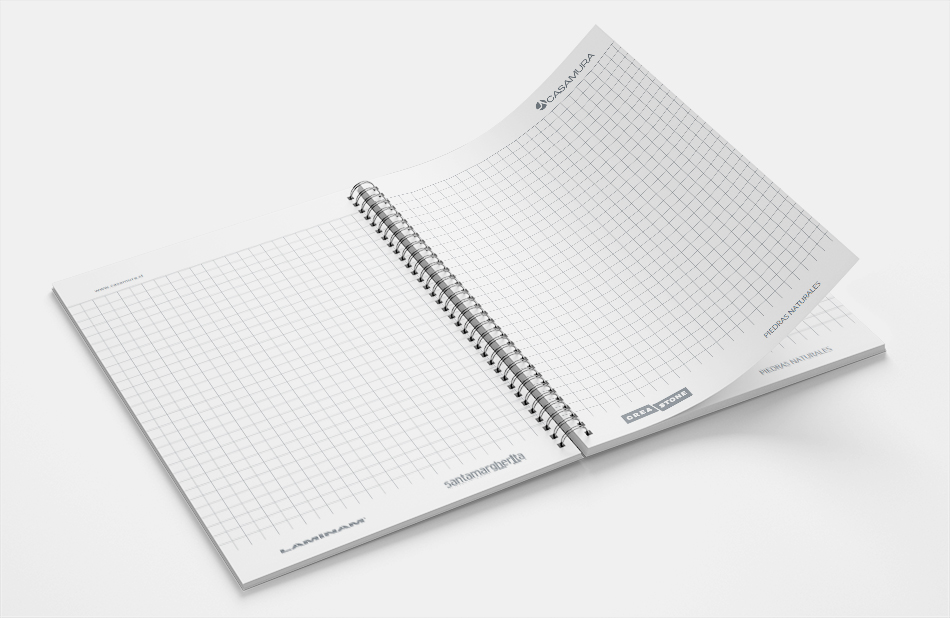 cuaderno Casamura