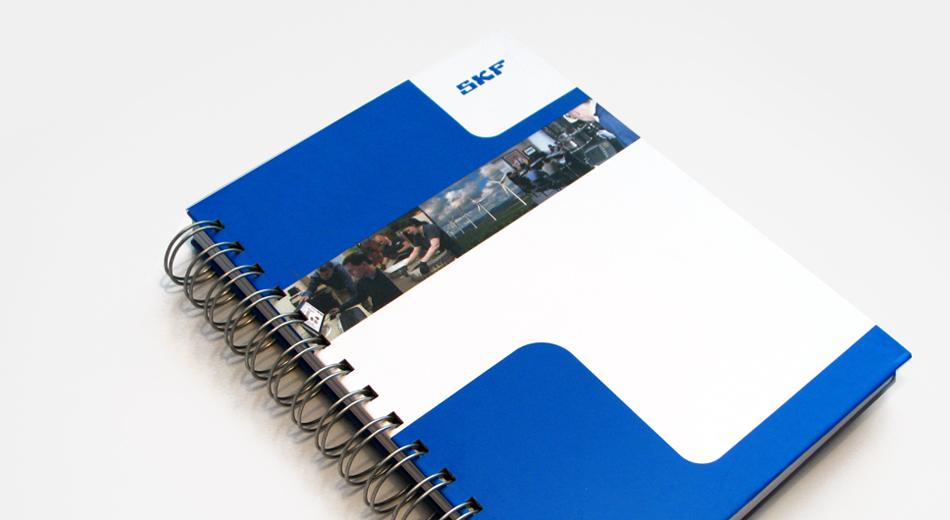 Cuaderno Corporativo  Muro